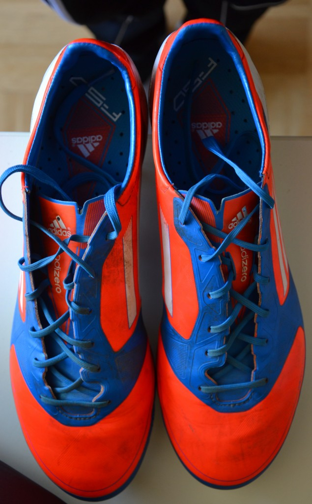F50 adiZero Syntetik von David