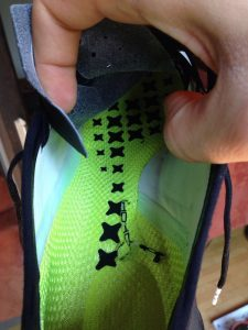 Under Armour UA Spotlight FG Sohle